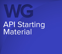 API Starting Material Working Group Manuscripts Published
